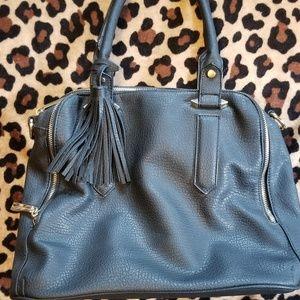 Handbags - BLACK BOHO SLOUCHY BAG